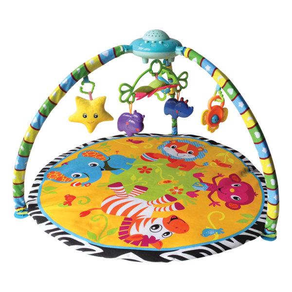 "Lorelli Toys Активна гимнастика - Тепих за игра ""ПРОЕКТОР"" 1030035"